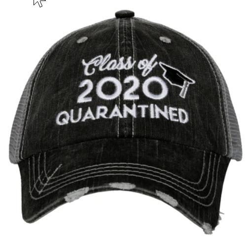 Class of 2020 Quarantined Trucker Hat - Turnmeyer Galleries