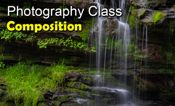 Photography Class - Composition and Composing Your Shot with Scott Turnmeyer - Turnmeyer Galleries