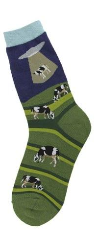 Cows Socks - Turnmeyer Galleries