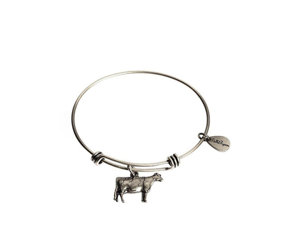 Bella Ryann Bangle Bracelet - Cow - Turnmeyer Galleries