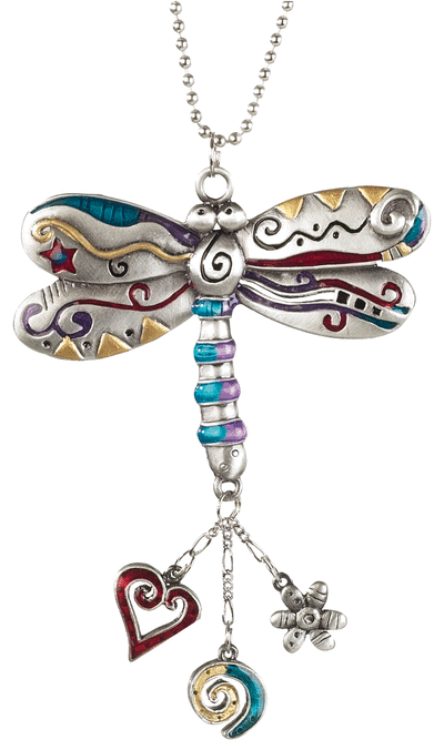 Car Charm - Dragonfly - Turnmeyer Galleries