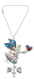 Car Charm - Angel - Turnmeyer Galleries