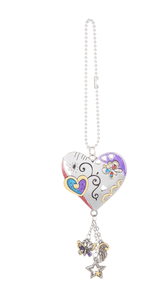 Car Charm - Heart - Turnmeyer Galleries