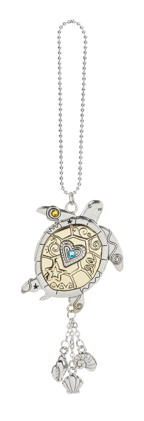 Car Charm - Sea Turtle - Turnmeyer Galleries