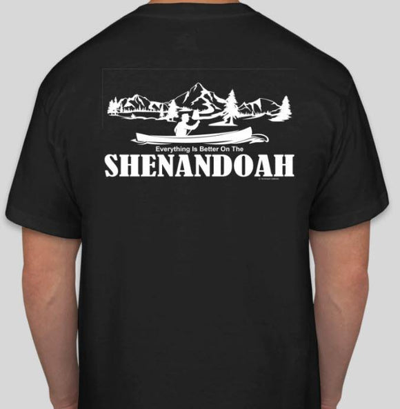 Everything is Better on the Shenandoah Tshirt TG Collection - Turnmeyer Galleries