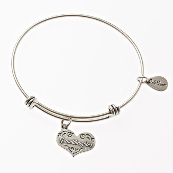 Bella Ryann Bangle Bracelet - Granddaughter - Turnmeyer Galleries