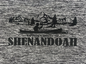 Everything is Better on the Shenandoah Performance Tshirt Polyester Unisex