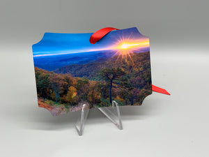 Shenandoah National Park in Fall Ornament