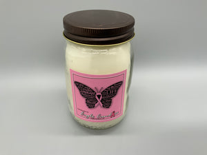 Eagle Candles Breast Cancer Awareness Mason Jar Candle