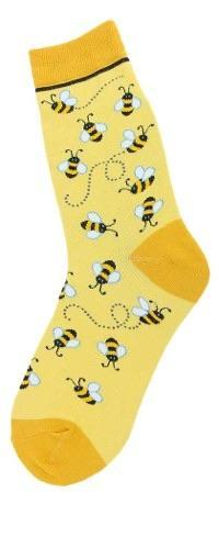 Bumblebee Socks - Turnmeyer Galleries