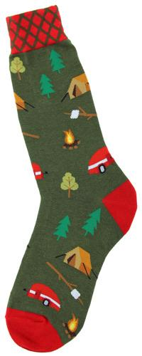 Camping Socks - Turnmeyer Galleries