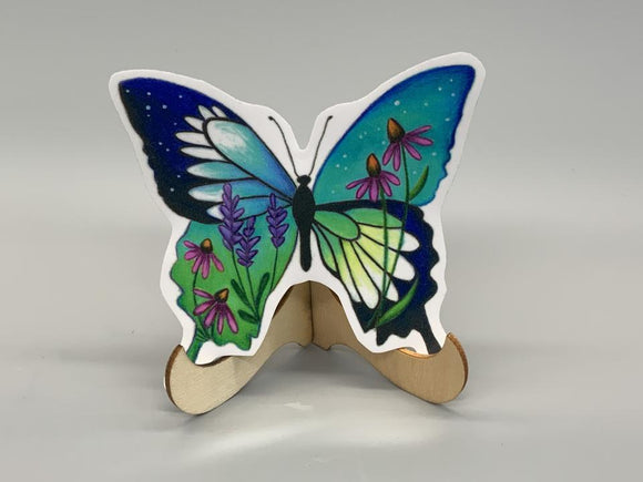 Butterfly Decal - Turnmeyer Galleries