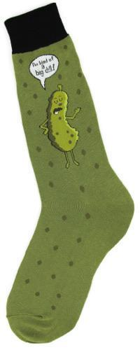 Big Dill Socks - Turnmeyer Galleries