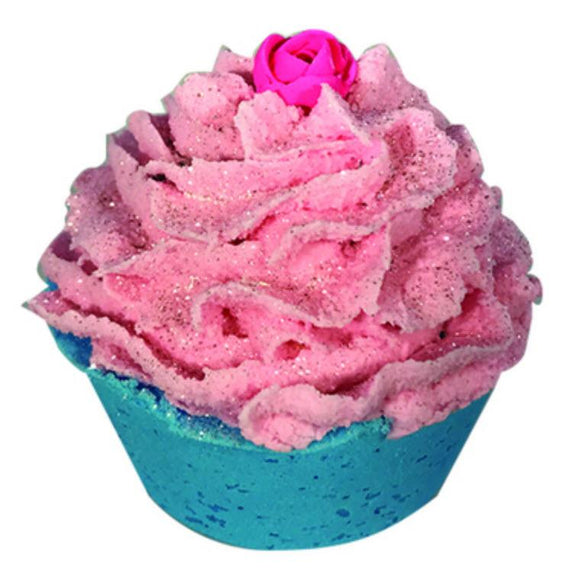 Madly In Love Cupcake Bath Bomb 5oz - Turnmeyer Galleries