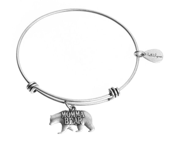 Bella Ryann Bangle Bracelet - Momma Bear - Turnmeyer Galleries