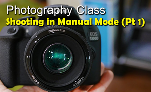 Photography Class - Shooting in Manual Mode (Part 1) with Scott Turnmeyer - Turnmeyer Galleries