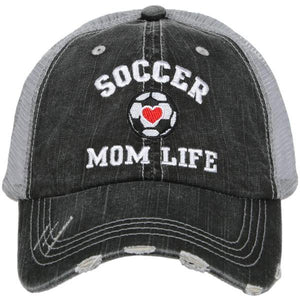 Soccer Mom Life Trucker Hat
