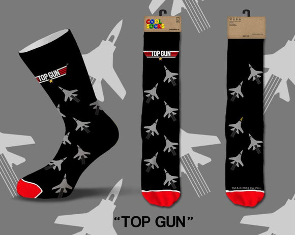 Top Gun Movie Socks - Turnmeyer Galleries