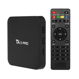 Smart TV BOX TX3 pro 1GB/8GB