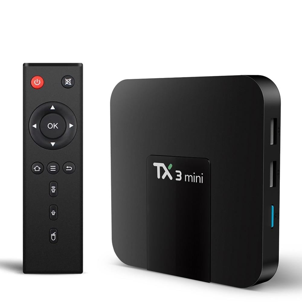 Smart TV BOX Android TX3 mini 2GB/16GB