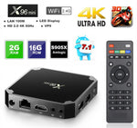 Smart TV BOX X96 mini 2GB/16GB