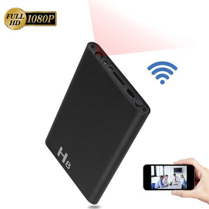 Camera Powerbank IP WIFI Night vision HD1080 chez mall shop