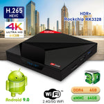 Smart TV BOX X88 Max 4GB/64GB au maroc