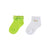PISTACHIO GREEN EMBROIDERED SOCKS