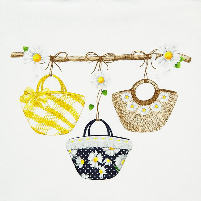 MAYORAL DAISY BAGS SHORT SET
