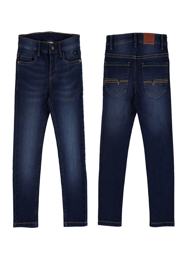 MAYORAL BASIC DARK SLIM FIT JEAN