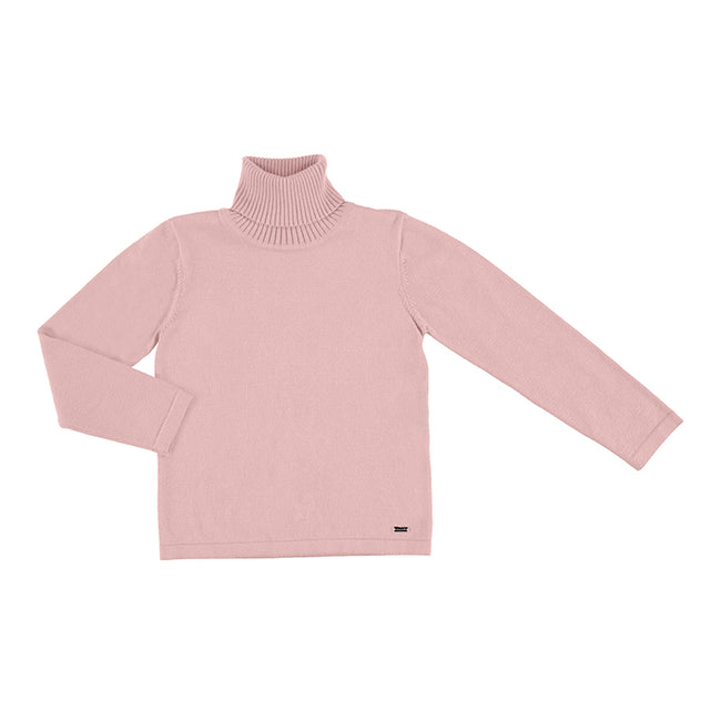 MAYORAL BLUSH PINK TUTLENECK JUMPER