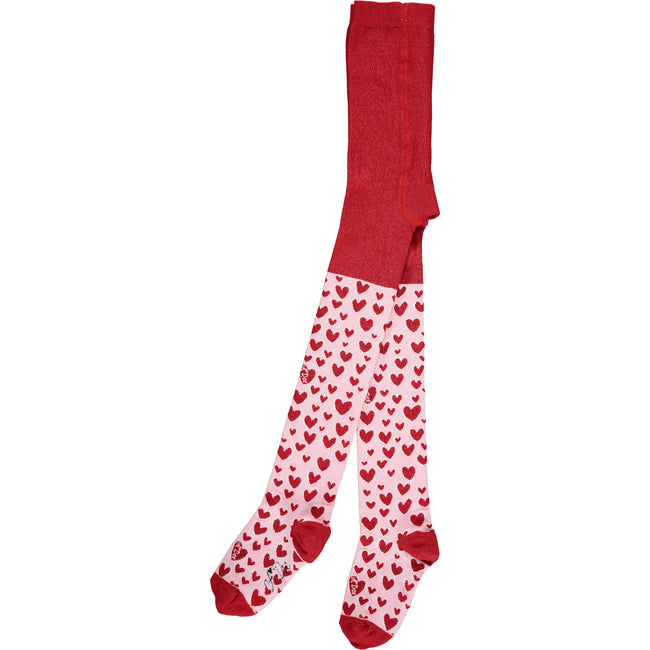 EVITA QUEEN OF HEARTS TIGHTS