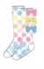 A*DEE NICOLETTA DOTTY KNEE HIGH SOCKS