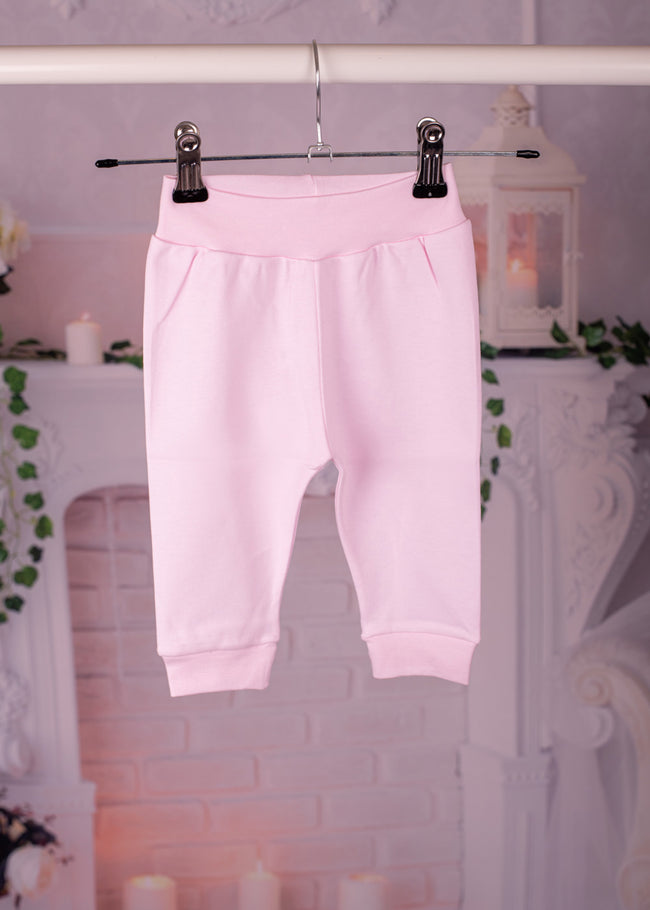 PINK COTTON BOTTOMS