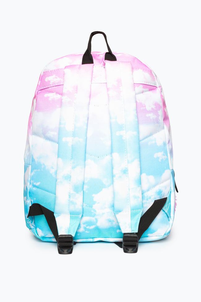 PASTEL CLOUDS HYPE BACK PACK