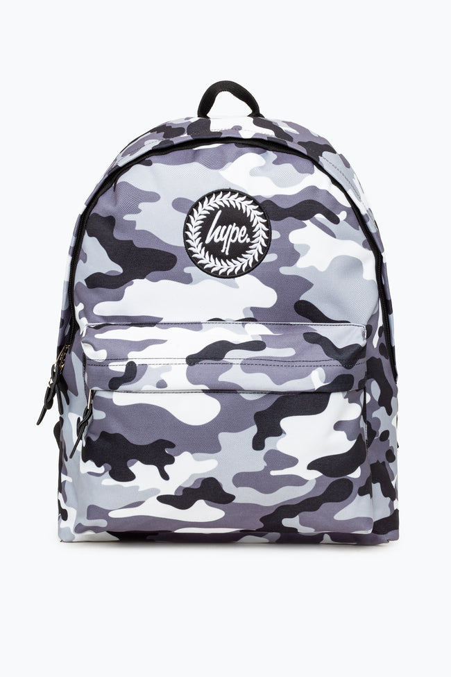 CAMO HYPE BACK PACK
