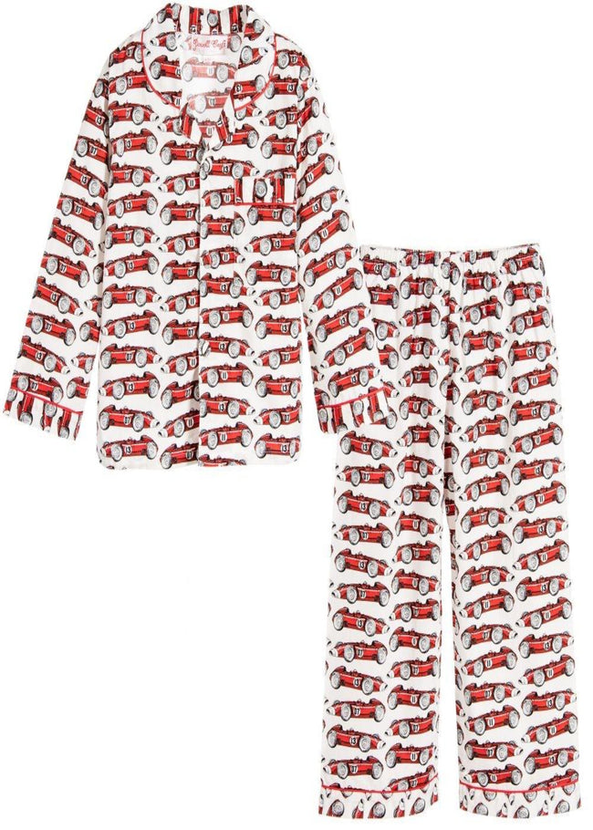 TRADITIONAL RACING CAR PYJAMAS