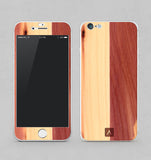 iPhone 6 & iPhone 6+ Wood Skins