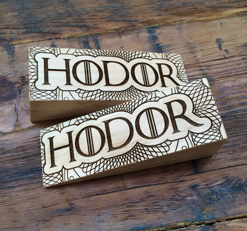 Hodor Door Holder - Set of 2