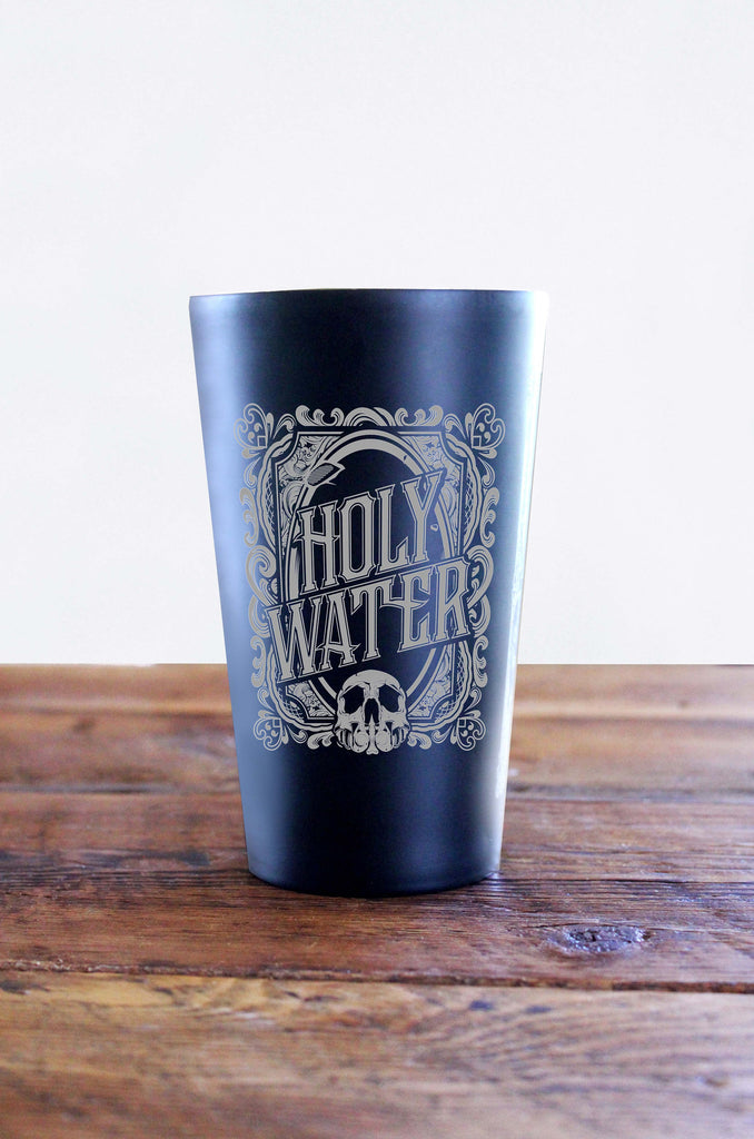 Hydro74 Holy Water Stainless Steel Pint
