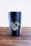 Hydro74 Popeye Stainless Steel Pint