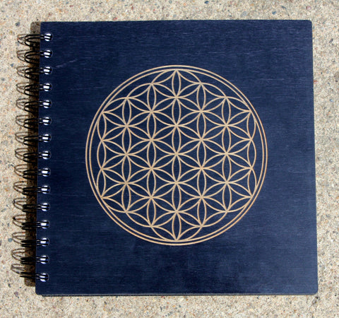 Flower Of Life Sketchbook