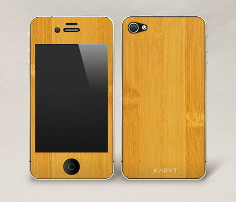 iPhone 4 & 4S Skins- BUY ONE GET ONE FREE!