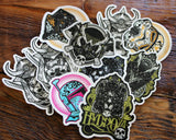 Hydro74 Assorted Stickers