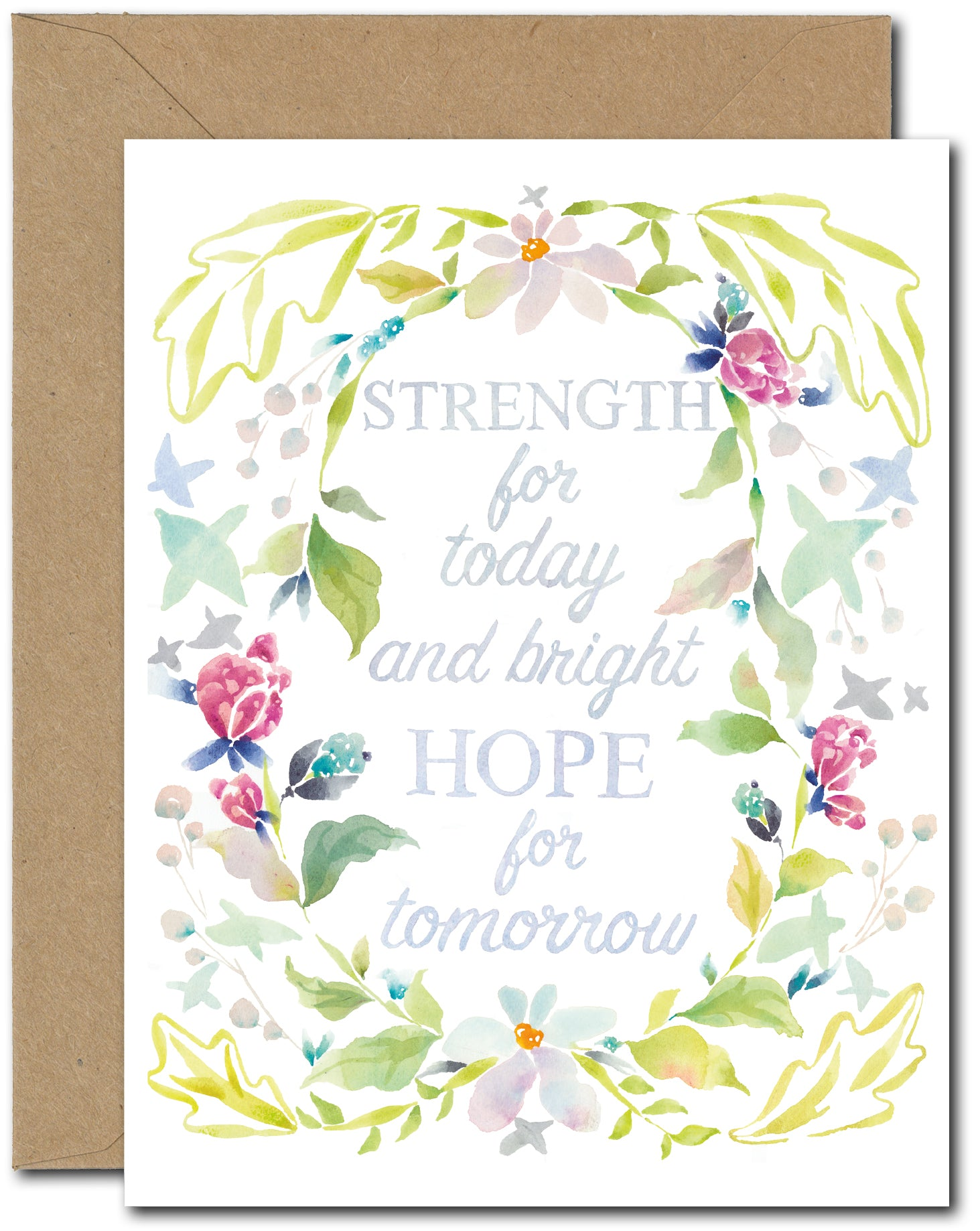 Strength & Hope