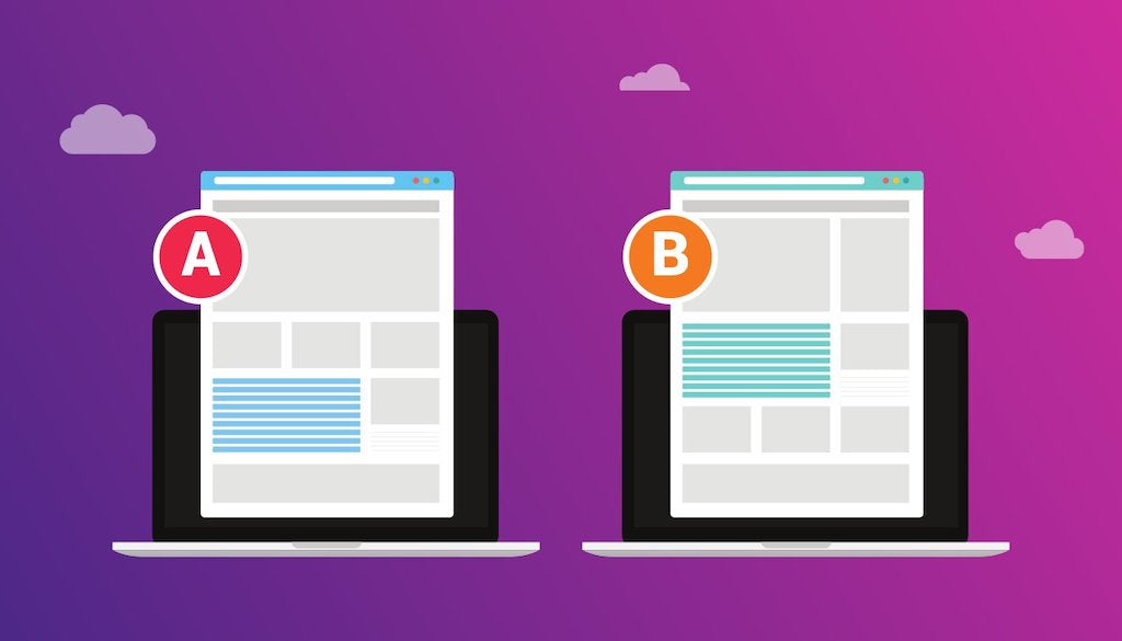 Landing Pages and the Benefits of A/B Testing