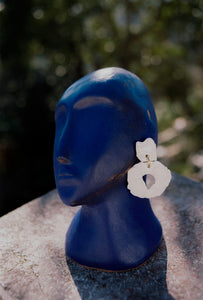 FLOWER BITS EARRINGS