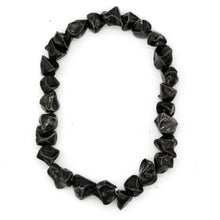 Load image into Gallery viewer, BLACK PEARLS NECKLACE