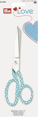 Prym Love Fabric Scissors 18cm