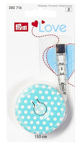 Prym Love Spring Tape Measure